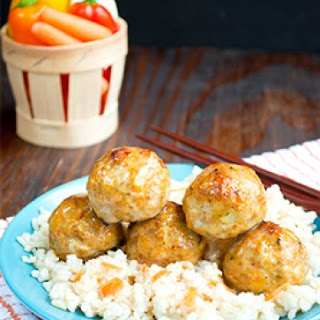 Hidden Veggie Turkey Meatballs.