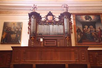 Photo: ... l'orgue des Frères Grinda ...