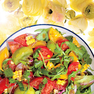 Tomato and Corn Salad Recipe
