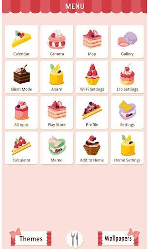 Macaroon Theme-Time for Sweets 1.0.0 Windows u7528 2
