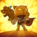 AFK Cats: Epic Idle Dungeon RPG Hero Arena Battle icon