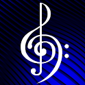 Bass Guitar Note Flash Cards icon