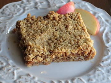 Apple Butter Bars Recipe