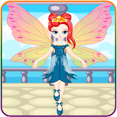 girl Butterfly dress up game