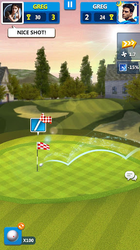 Golf Master 3D android2mod screenshots 4
