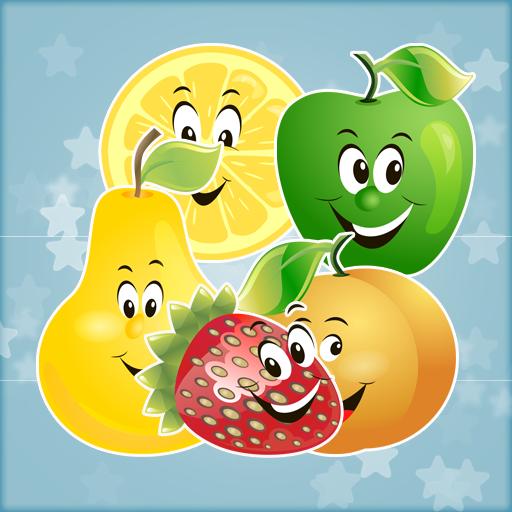 fruits crush 休閒 App LOGO-硬是要APP