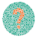 Ishihara Test for Color Blindness icon