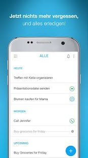 Any.do: To-do-Liste & Kalender & Erinnerungen Screenshot