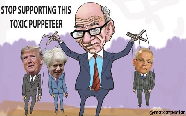 Bye Rupert