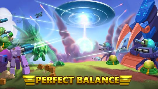 Tower Defense: Alien War TD 2 MOD (Unlimited Money) 7