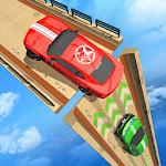 Mega ramp Race icon