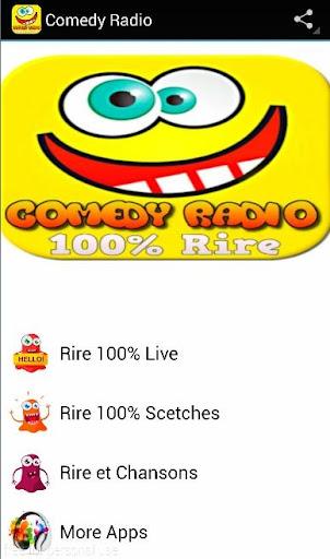 Comedie Radio