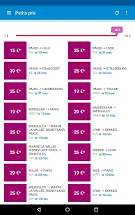 Voyages-SNCF Screenshot 13