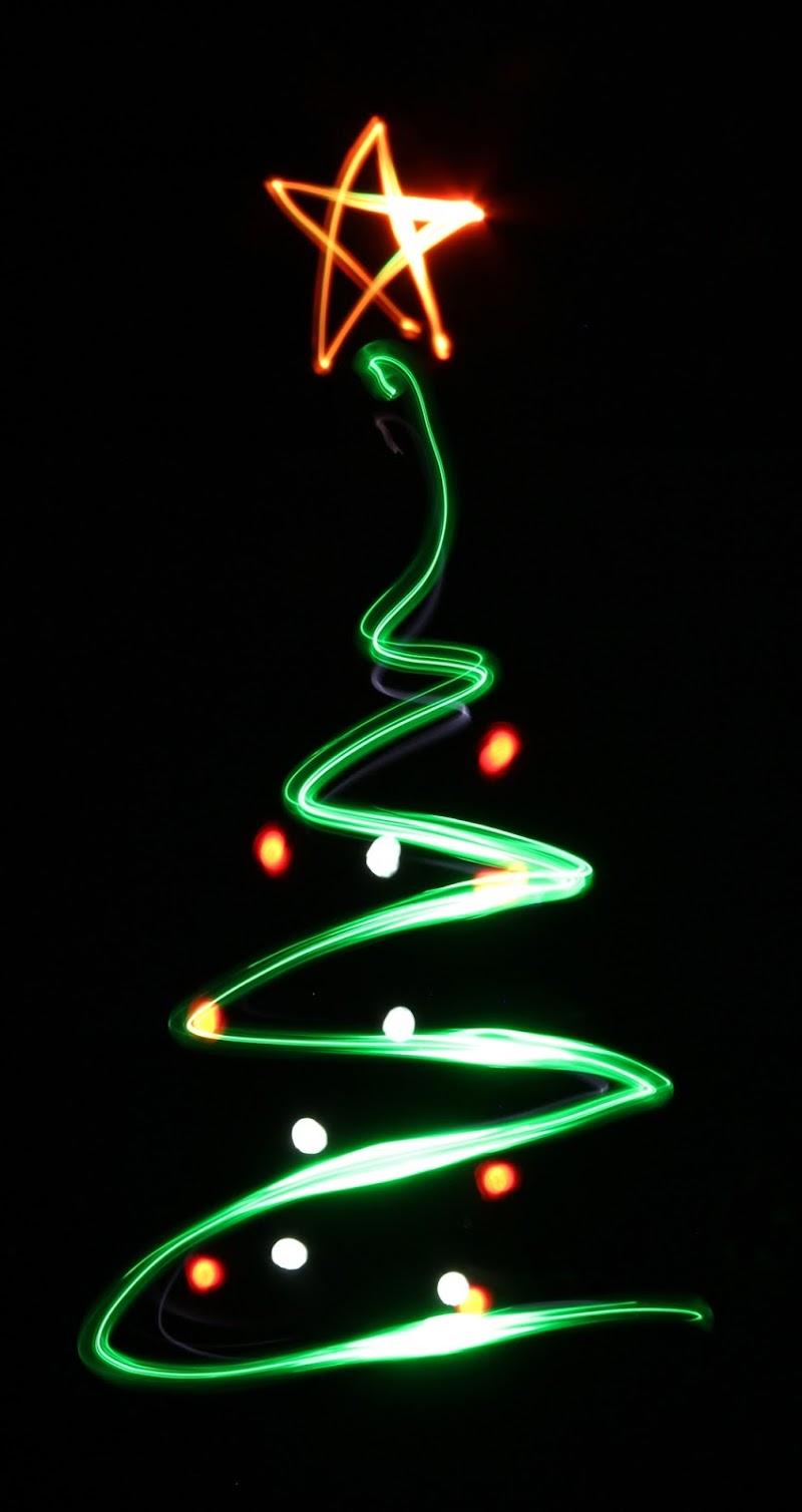 lightpainted christmas di raviolone