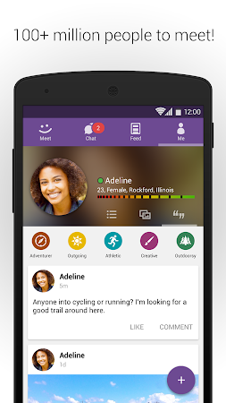 MeetMe: Chat & Meet New People 10.2.3 screenshot 24883