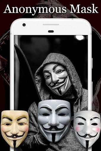 Anonymous Mask Photo Editor Free 1.8 screenshots 4
