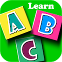 Learn Missing Letters AB?D icon