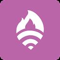 WiFire Public WiFi Connect icon
