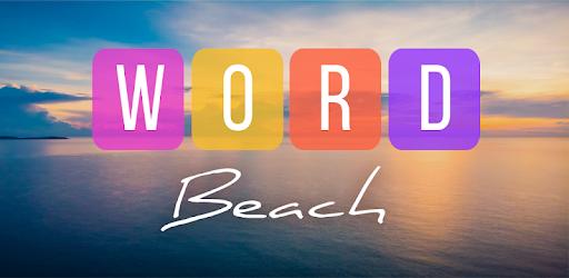 Word Beach : Reliez les mots , Jeu drôle de mots