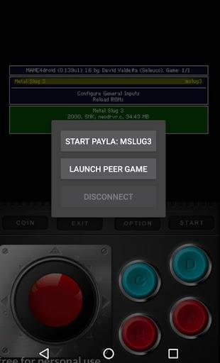Arcade games : King of emulators 1.0 screenshots 11