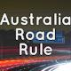 Australia Road Rules(Traffic Laws)