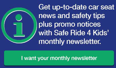 Car Seat Safety Newsletter