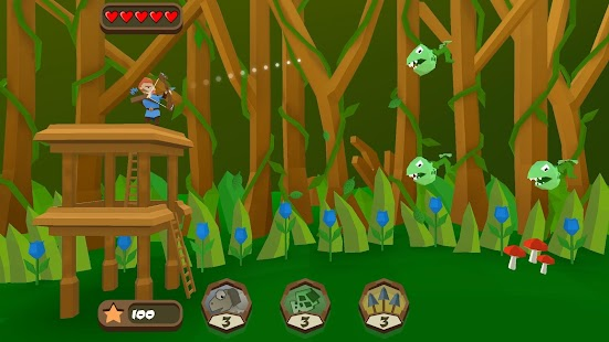 Woodsman Archery Free- screenshot thumbnail