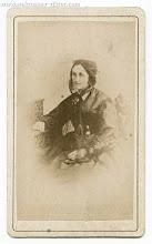 Photo: Эрн (фон Эрн, Флориани) Валерия Францевна [1825-1900]. [1860-е гг.]  http://nekrassov-viktor.com/Family/Baxareva-Svetlana-Dom-komod.aspx