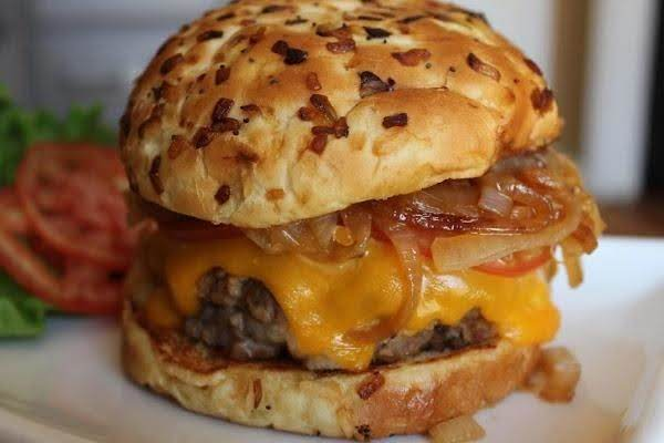 Kicked-Up Burgers for Your Next BBQ