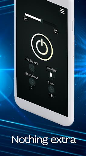 Super Bright Flashlight screenshot 2