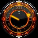 O Glow Analog Clock Widget icon
