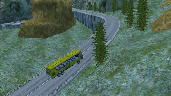 Dangerous Offroad Bus - náhled