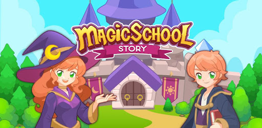 Build your own magical school and play match 3 puzzle games!