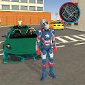Amazing US Capitaine Iron Rope hero Crime Gangster icon