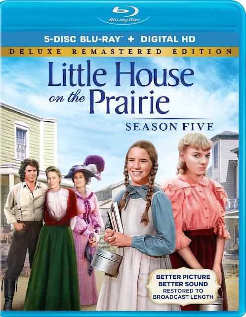 La Pequeña Casa en la Pradera – Temporada 5 [5xBD25]