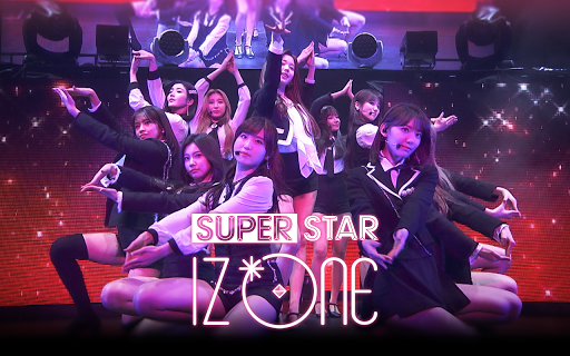 SUPERSTAR IZ*ONE apktram screenshots 11