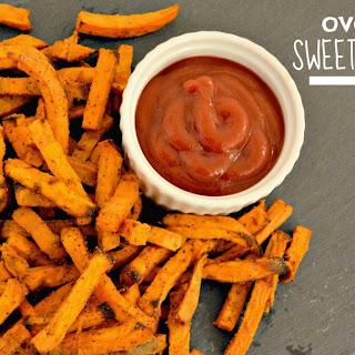 Oven Baked Sweet Potato Fries {vegan, paleo, gluten free}.