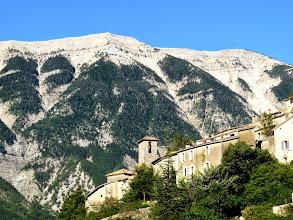 Photo: face au Mont-Ventoux