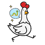 Hungry Chicken Run icon
