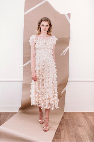Aimee Dress, cream