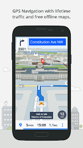 GPS Navigation & Maps Sygic 16 4 14 (Full) APK for Android