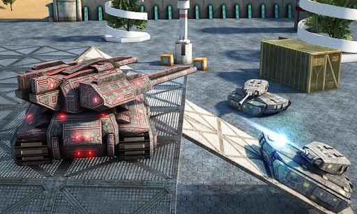 Tank Future Force 2050 APK 1.5 screenshots 2