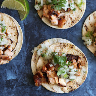 Mexican Chicken Street Tacos.