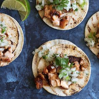 Mexican Chicken Street Tacos Recipe