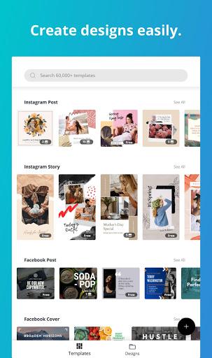 Canva: Graphic Design, Video Collage, Logo Maker 2.76.0 Screenshots 15