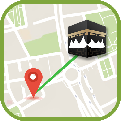 100% Qibla Finder & Prayer