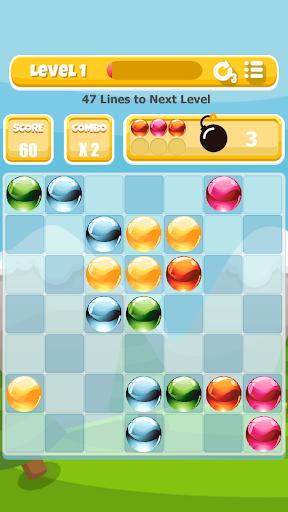バブルポップマッチゲーム