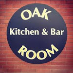 Logo for The Oak Room