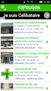 Pharmacie de Garde CI et Prix - náhled