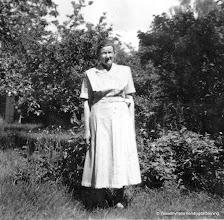Photo: Märta Maria Säflund f. 1890 d. 1971